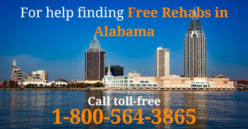 Free drug rehab centers in Alabama
